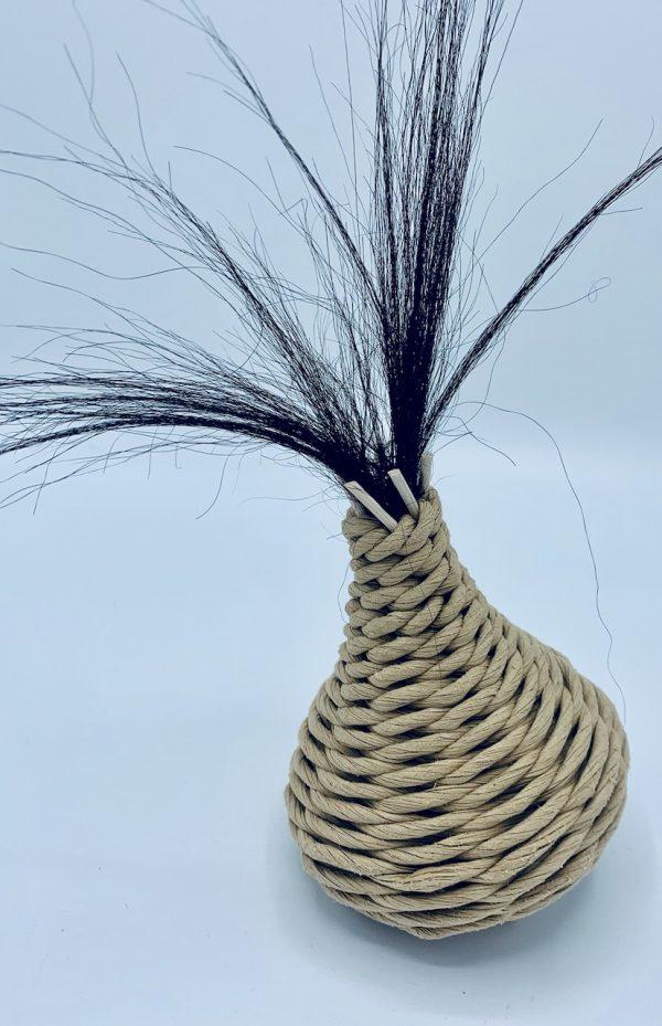 Music box horse hair
